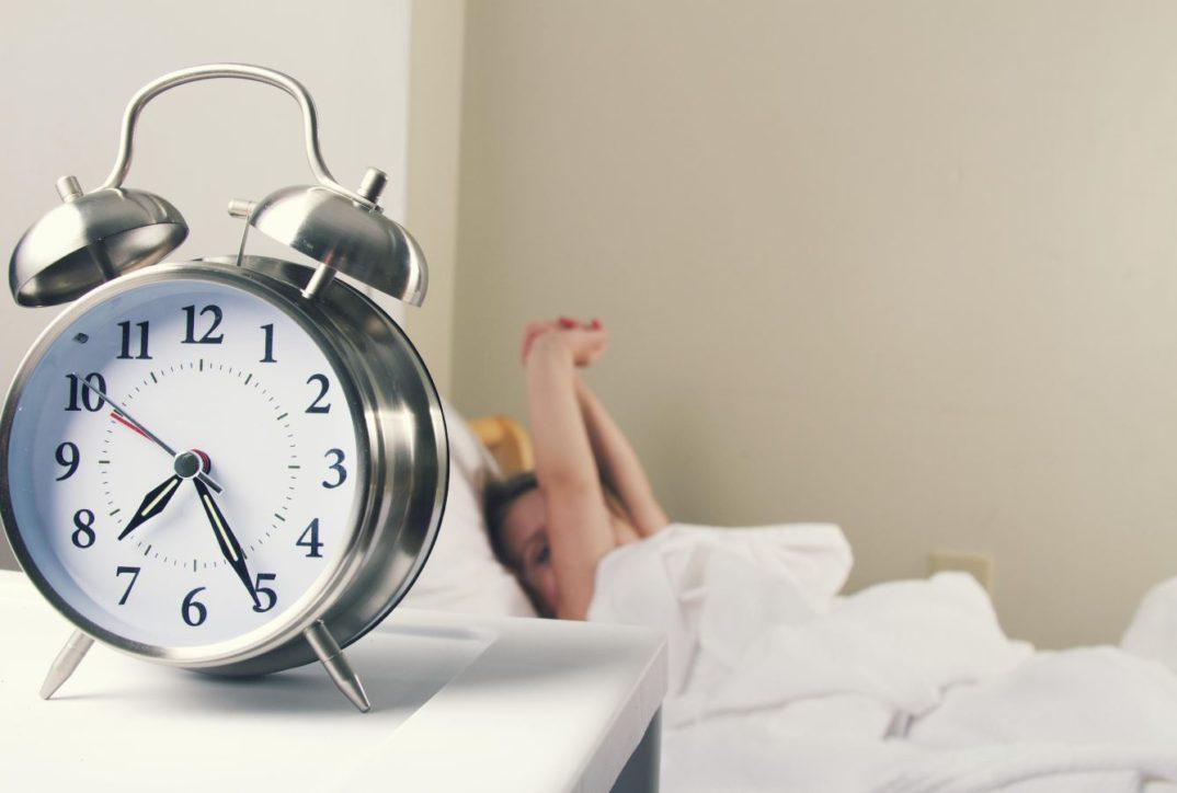 Звонок-будильник